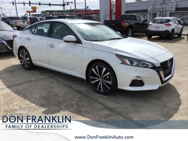 2019 Nissan Altima in Columbia, KY
