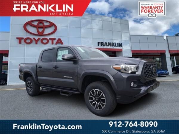 2020 Toyota Tacoma in Statesboro, GA