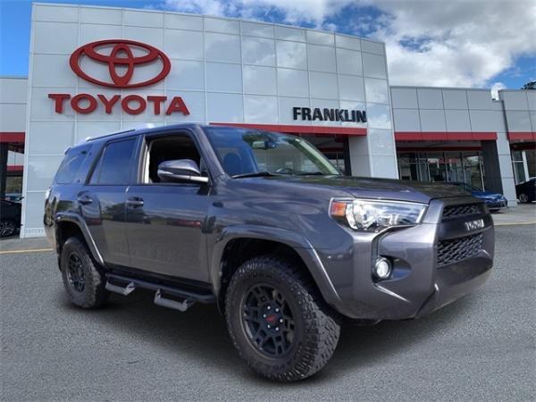 2017 Toyota 4Runner in Statesboro, GA