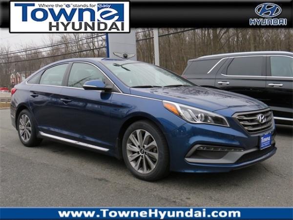 2017 Hyundai Sonata in Denville, NJ
