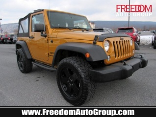 Used Jeeps For Sale In Pa >> Used Jeep Wrangler For Sale In Milton Pa 313 Used