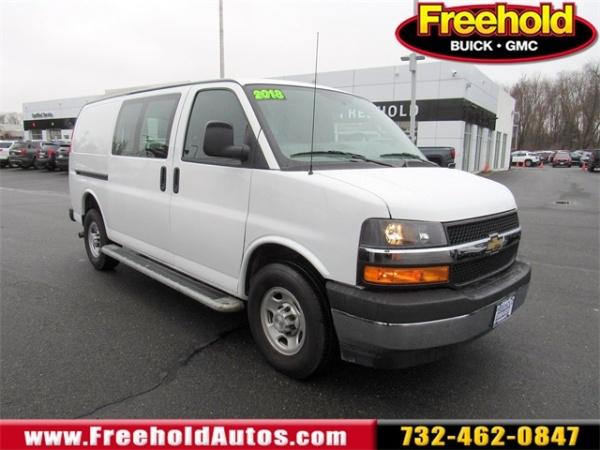 2018 Chevrolet Express Cargo Van in Freehold, NJ