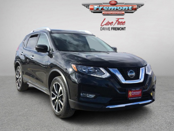 2019 Nissan Rogue in Cody, WY