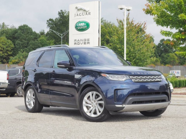 2018 Land Rover Discovery in Greensboro, NC