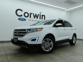 Ford Edge Sel Awd For Sale In Springfield Mo