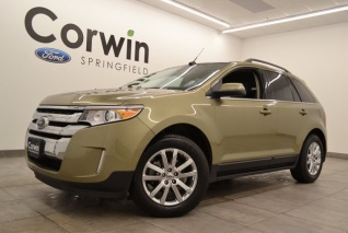Ford Edge Limited Fwd For Sale In Springfield Mo