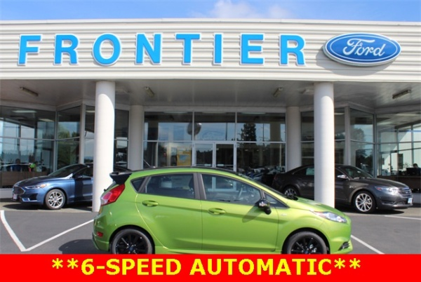 Frontier Ford Anacortes >> 2019 Ford Fiesta St Line For Sale In Anacortes Wa Truecar