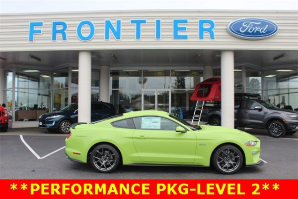 Frontier Ford Anacortes >> 2020 Ford Mustang Gt Premium For Sale In Anacortes Wa Truecar