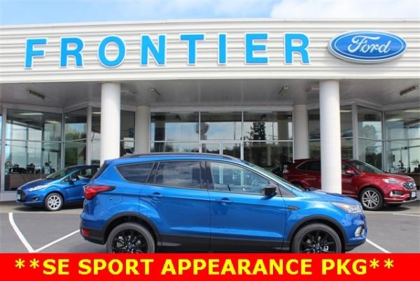 2019 Ford Escape in Anacortes, WA