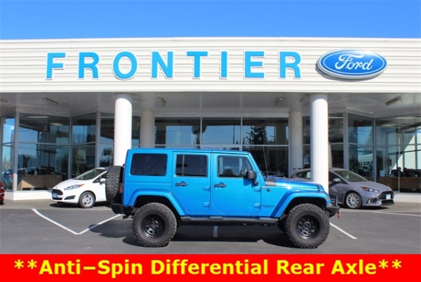2014 Jeep Wrangler in Anacortes, WA