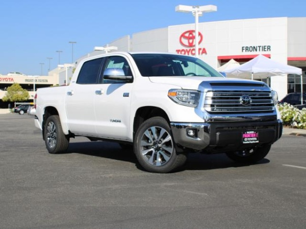 2020 Toyota Tundra in Valencia, CA