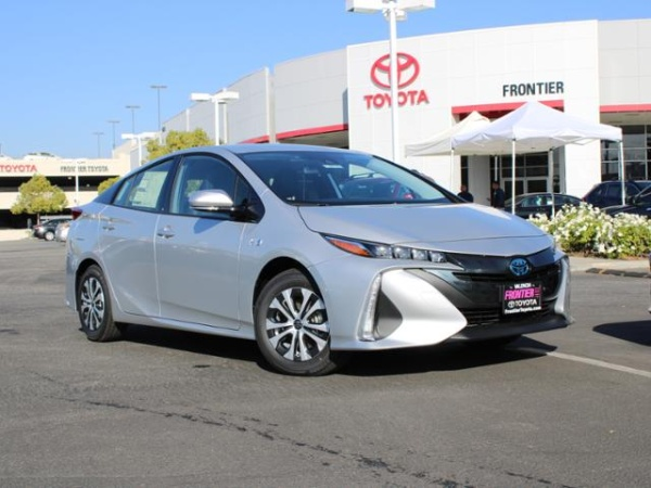 2020 Toyota Prius Prime in Valencia, CA