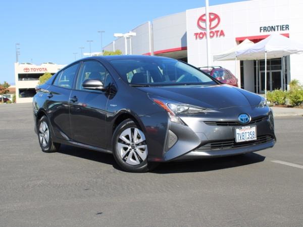 2016 Toyota Prius in Valencia, CA