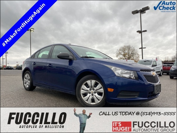 2013 Chevrolet Cruze in Nelliston, NY