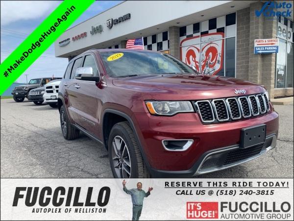 2019 Jeep Grand Cherokee in Nelliston, NY
