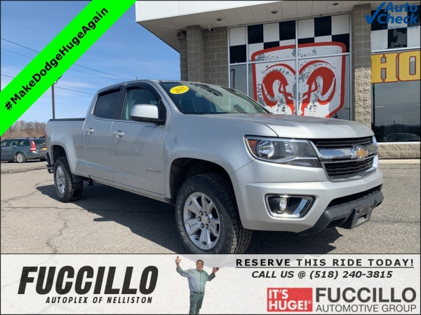 2018 Chevrolet Colorado in Nelliston, NY