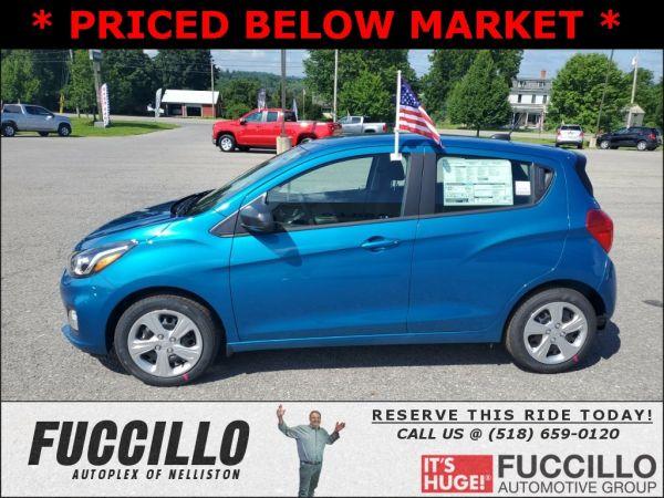2020 Chevrolet Spark in Nelliston, NY