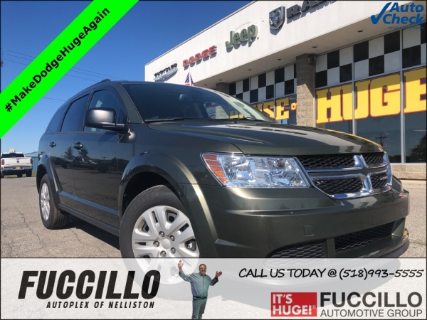 2018 Dodge Journey in Nelliston, NY