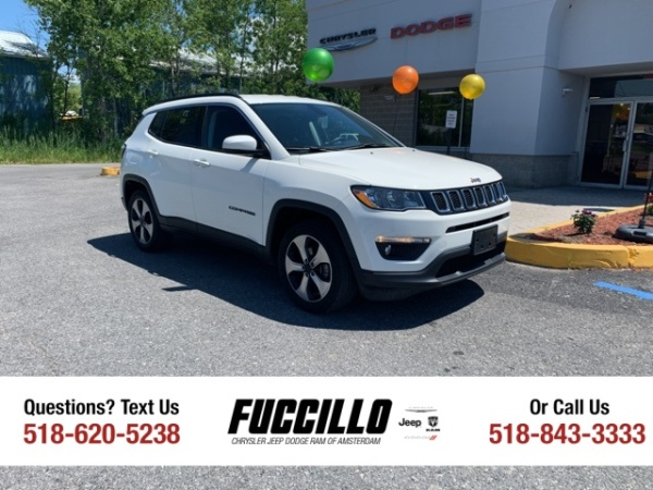 2017 Jeep Compass in Amsterdam, NY