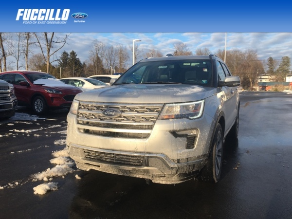2019 Ford Explorer in East Greenbush, NY