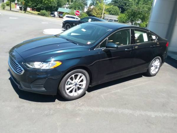 2020 Ford Fusion in East Greenbush, NY