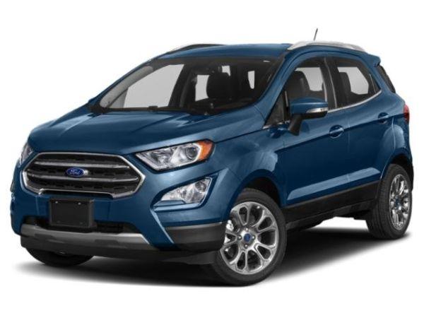 2020 Ford EcoSport in East Greenbush, NY