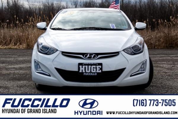 2015 Hyundai Elantra in Grand Island, NY