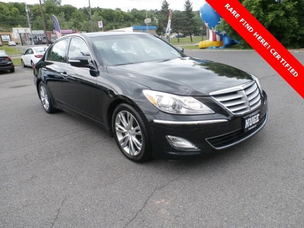 used hyundai genesis for sale in rochester ny u s news world report. Black Bedroom Furniture Sets. Home Design Ideas