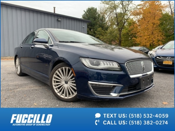 2017 Lincoln MKZ in Schenectady, NY
