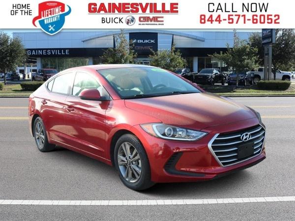 2018 Hyundai Elantra in Gainesville, FL