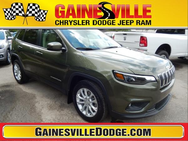 2019 Jeep Cherokee in Gainesville, FL