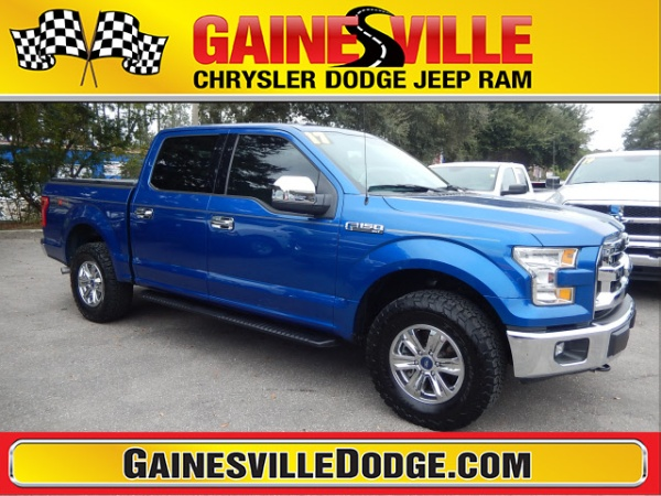 2017 Ford F-150 in Gainesville, FL