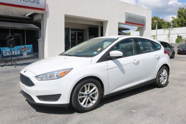 2018 Ford Focus in Gainesville, FL