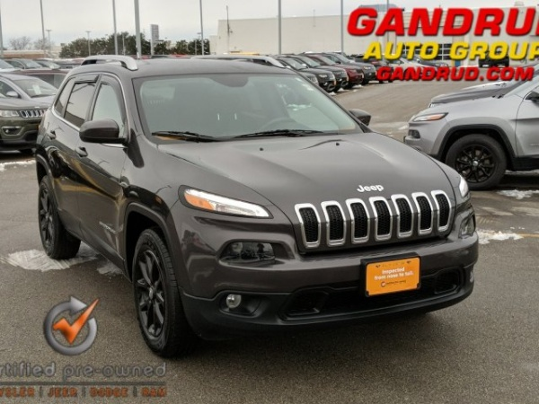 2015 Jeep Cherokee in Green Bay, WI