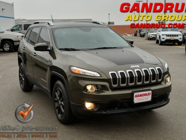 2016 Jeep Cherokee in Green Bay, WI