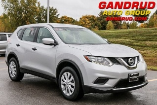 Used 2016 Nissan Rogue S AWD For Sale In Green Bay, WI