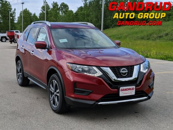 2020 Nissan Rogue in Green Bay, WI