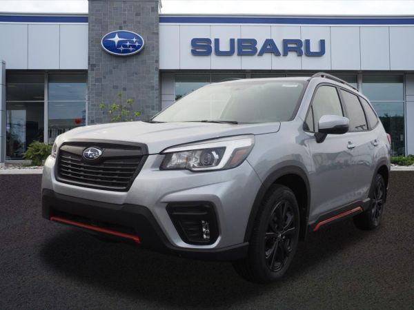 2020 Subaru Forester in Wickliffe, OH