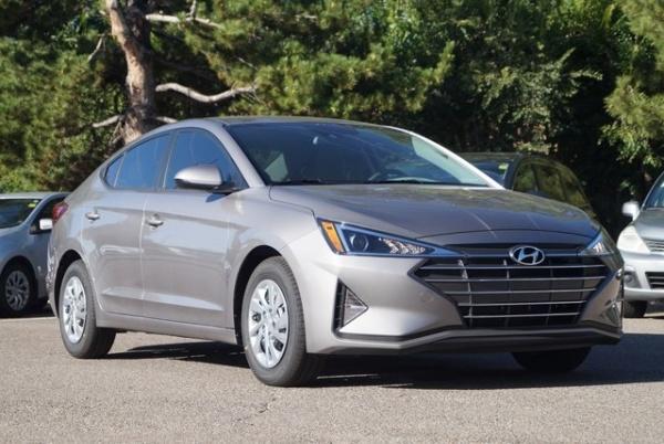 2020 Hyundai Elantra in Santa Fe, NM