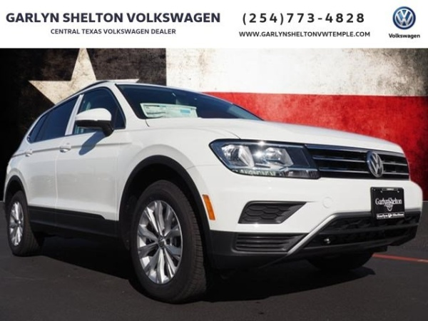 2019 Volkswagen Tiguan In Temple Tx