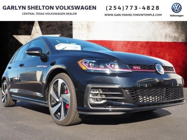 2019 Volkswagen Golf Gti In Temple Tx