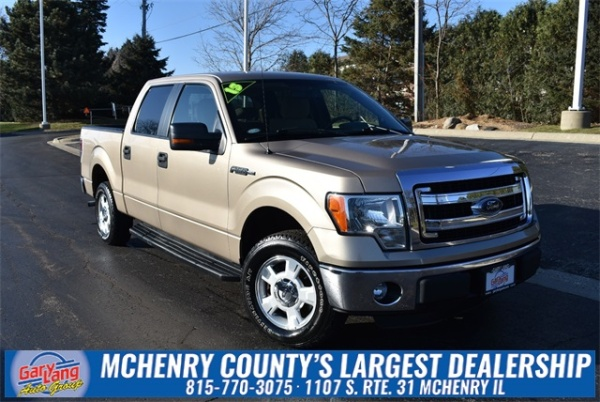 2013 Ford F-150 in McHenry, IL