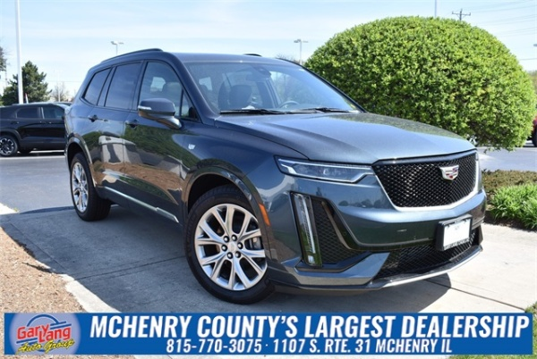 2020 Cadillac XT6 in Mchenry, IL