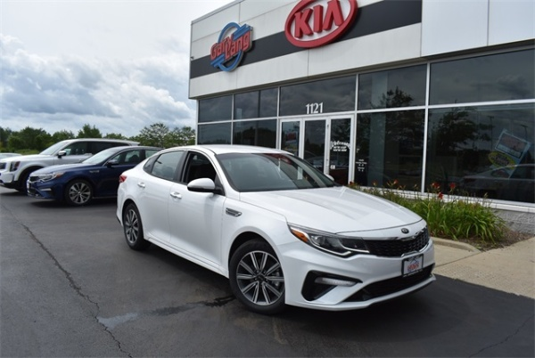 2019 Kia Optima in Mchenry, IL