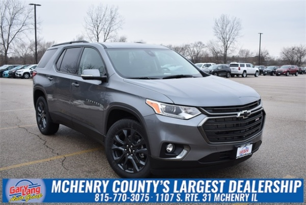 2020 Chevrolet Traverse in Mchenry, IL