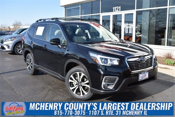 2020 Subaru Forester in Mchenry, IL