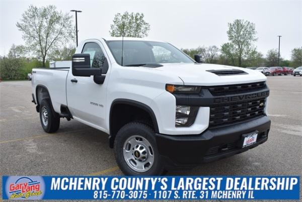 2020 Chevrolet Silverado 2500HD in Mchenry, IL