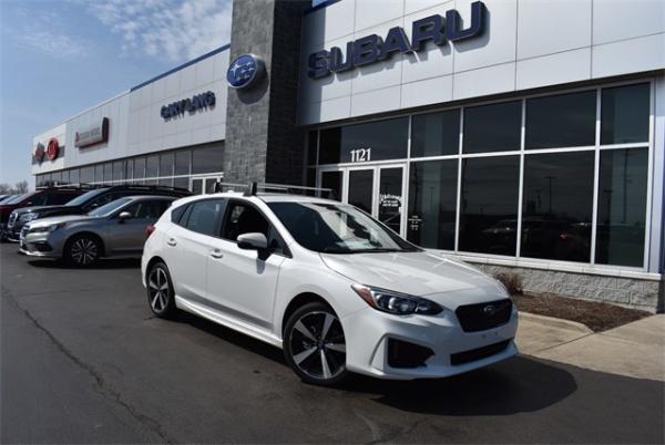 2019 Subaru Impreza in Mchenry, IL