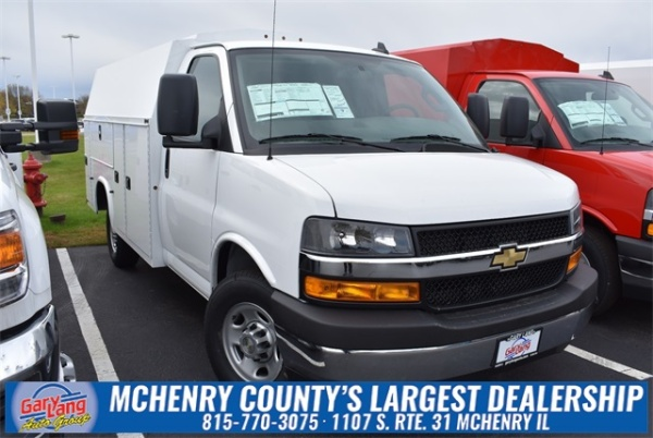 2019 Chevrolet Express Commercial Cutaway in Mchenry, IL