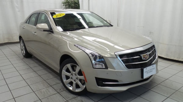 2015 Cadillac ATS in Fargo, ND